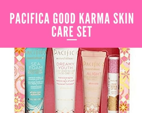 Pacifica Good Karma Skin Care Set