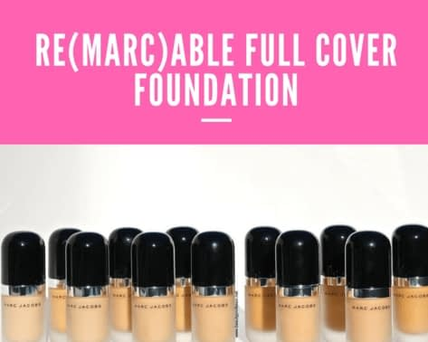 12% off on this MARC Jacobs Full Cover Foundation. Click here!