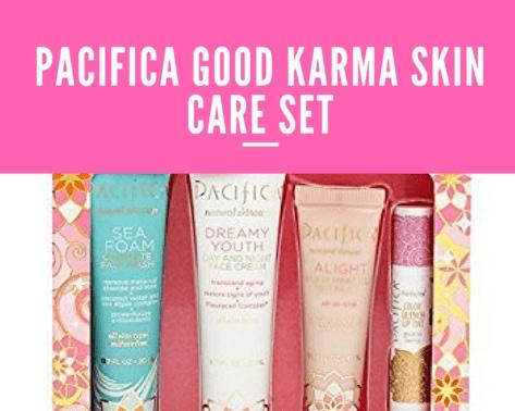 Pacifica Good Karma Skin Care Set